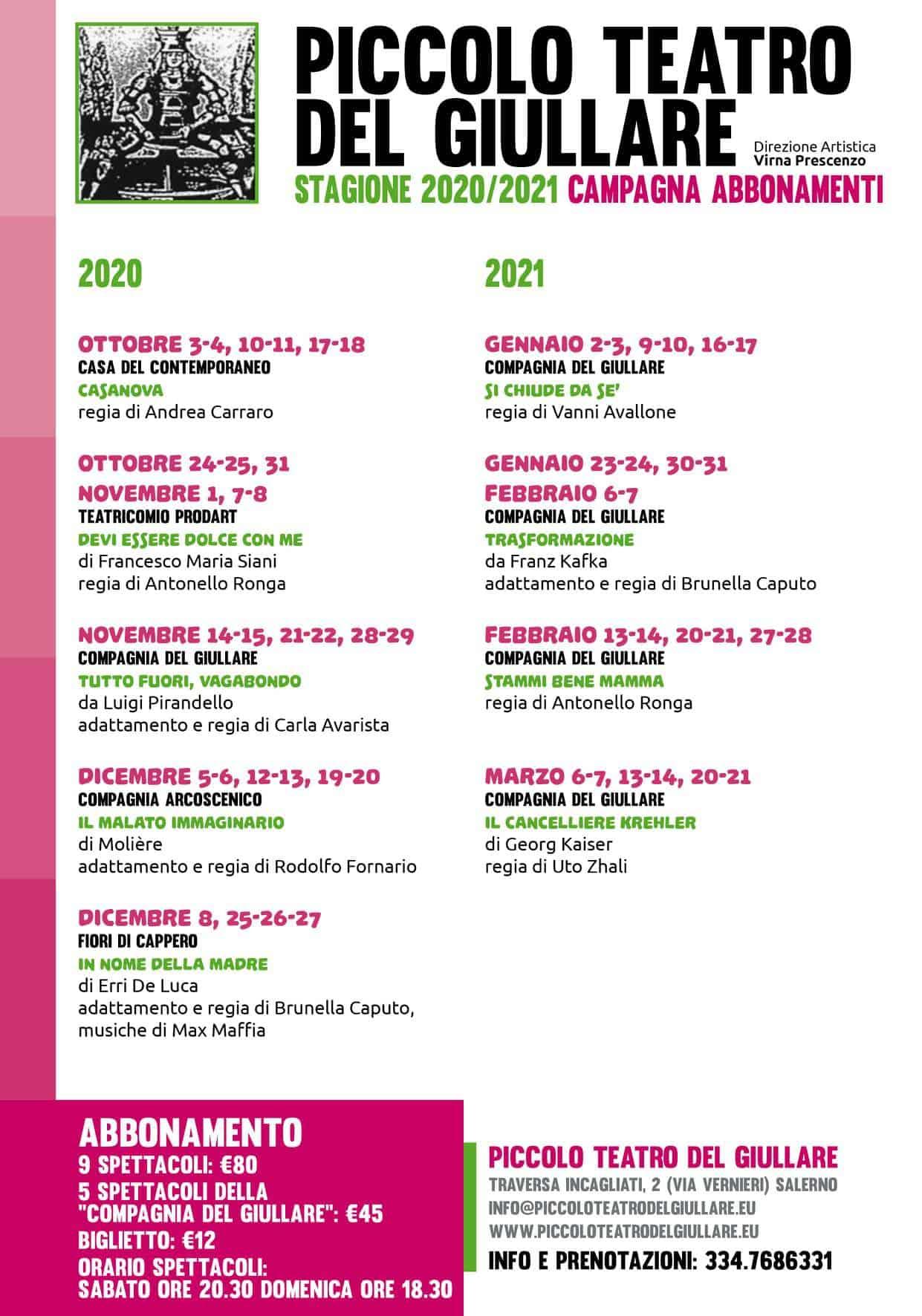 Stagione 2020-2021 (manifesto)
