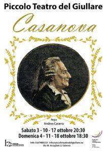 Manifesto CASANOVA